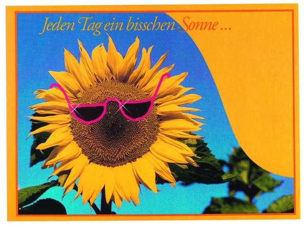 Samentütchen Sonne 115 x 156 mm