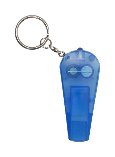 Schlüsselanhänger mit Pfeife Coach