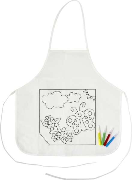 Küchenschürze 'Creativ Kids' aus Polyester