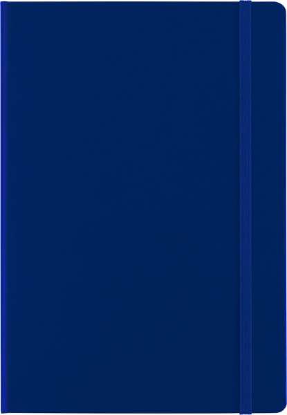 Notizbuch 'Biarritz' aus Karton (ca. DIN A5 Format)