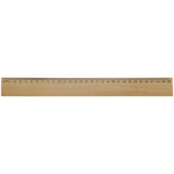 Holzlineal 30cm