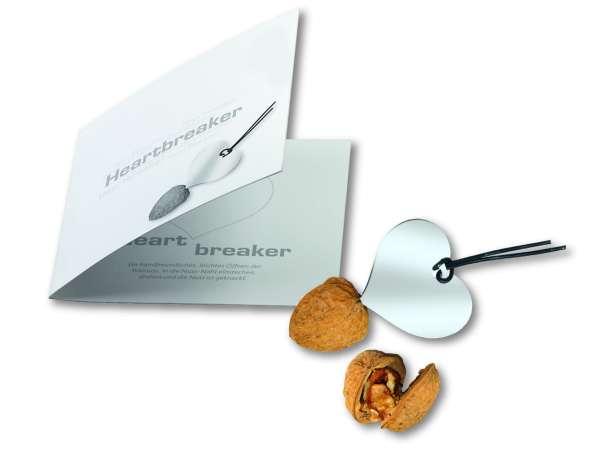 Weihnachtskarte Heartbreaker