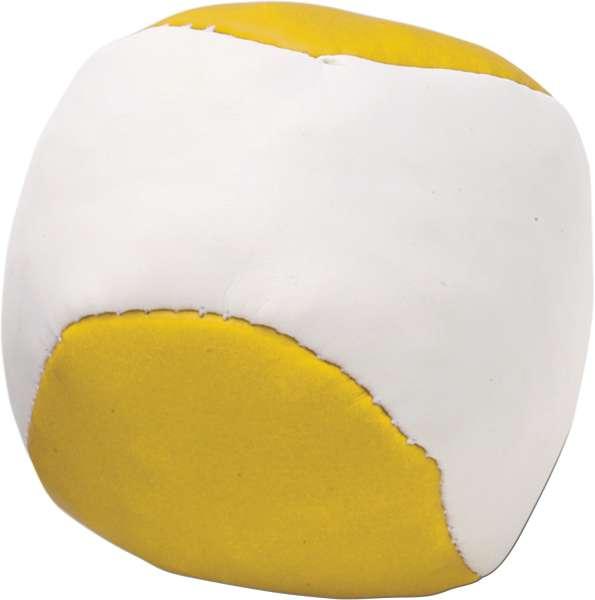 Jonglierball 'Single' aus Kunstleder