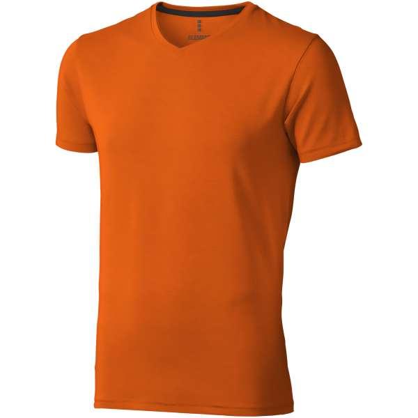 Kawartha T-Shirt für Herren mit V-Ausschnitt