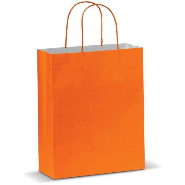 Mittlere Papiertasche im Eco Look
