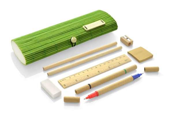 Bambus-Federtasche TITA