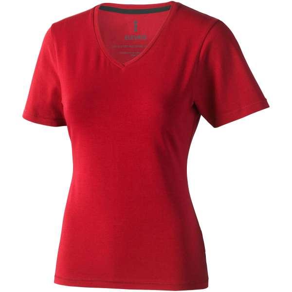 Kawartha T-Shirt für Damen mit V-Ausschnitt