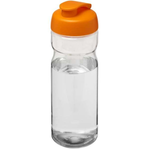 H2O Base® 650 ml Sportflasche mit Klappdeckel