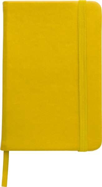 Notizbuch 'Pocket' aus PU