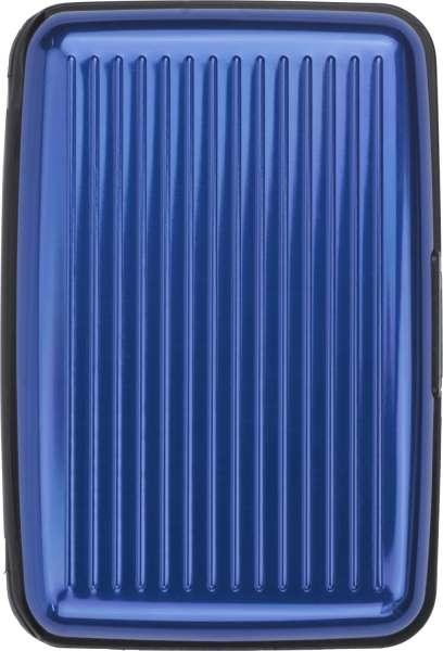 Visitenkartenhalter 'Suitcase' aus Aluminium
