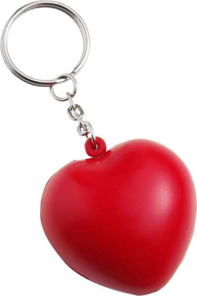 Anti-Stress Herz 'Love' aus PU Schaum