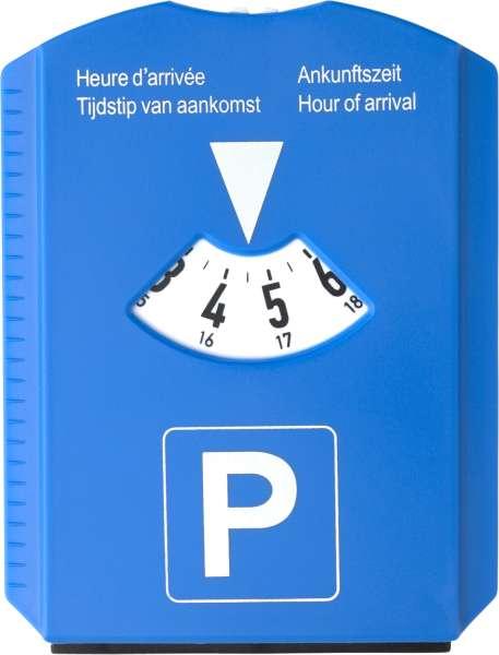 Parkscheibe 'Cockpit' aus Kunststoff