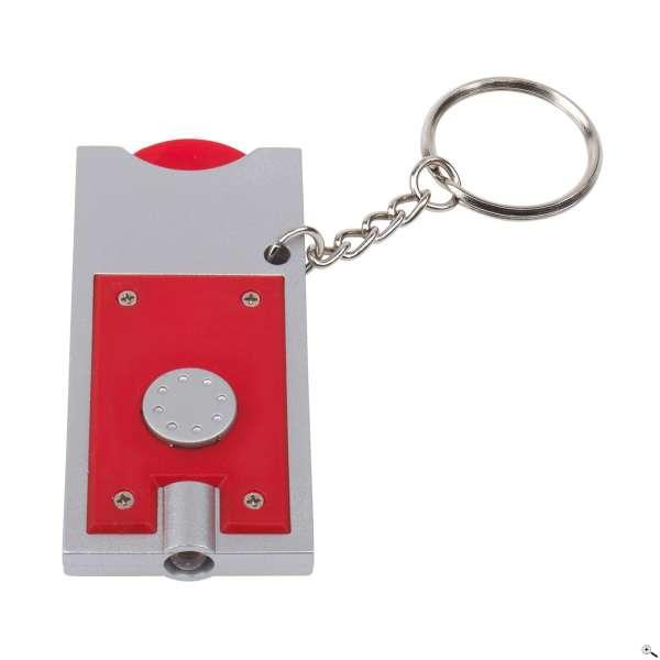 LED-Schlüsselanhänger SHOPPING