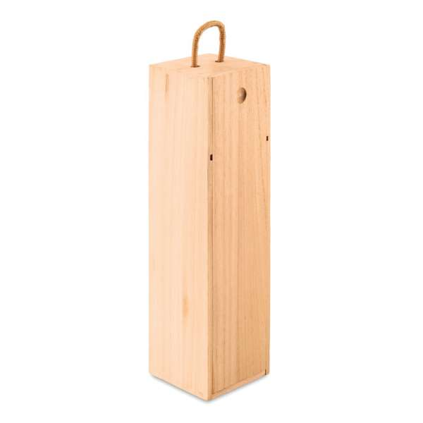 Weinkiste aus Holz VINBOX