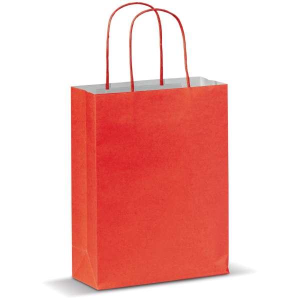 Kleine Papiertasche im Eco Look