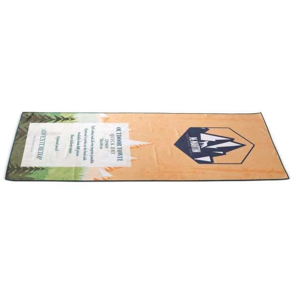 Schnell trocknendes Handtuch 700x1400mm vollfarbig