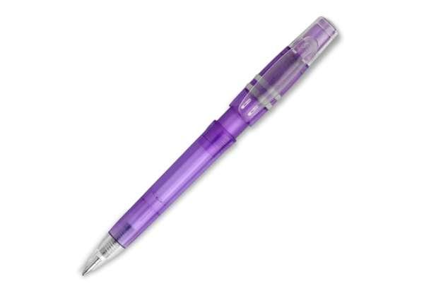 Kugelschreiber Nora Clear Transparent