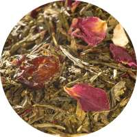 BIO Sencha Cranberry-Orange Tee