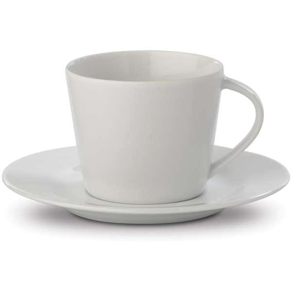 Tasse mit Untertasse Milano 180ml