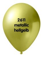 2611 hellgelb, metallic