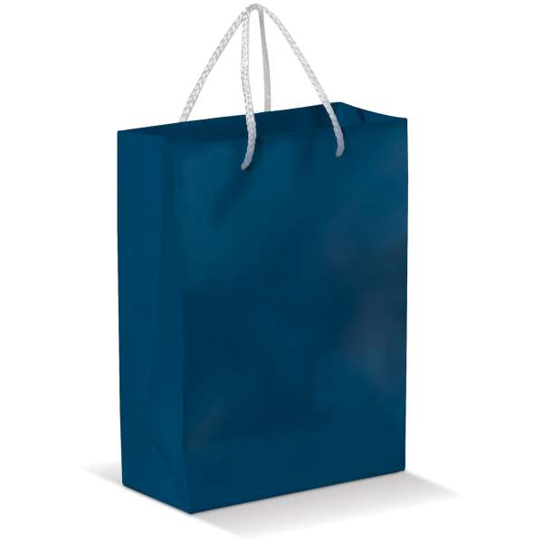 Laminierte Papiertasche, groß