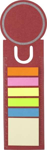 Lesezeichen 'Big Ben' aus Pappe
