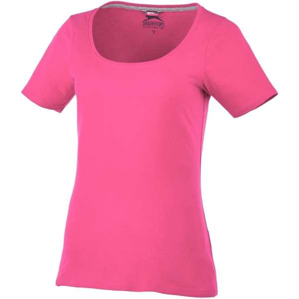Bosey T-Shirt mit weitem Rundhalsausschnitt für Damen