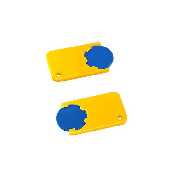 Chiphalter mit 1€-Chip
