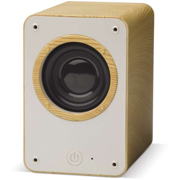 Klassische kabellose Holz Box 3W