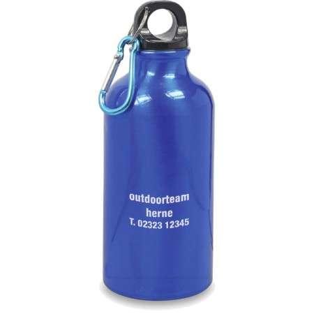 Aluminium-Trinkflasche OUTDOOR 400 ml