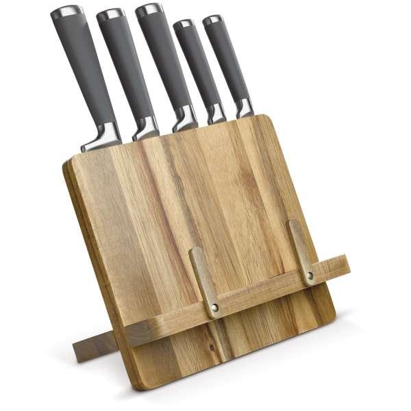 Kochbuchständer