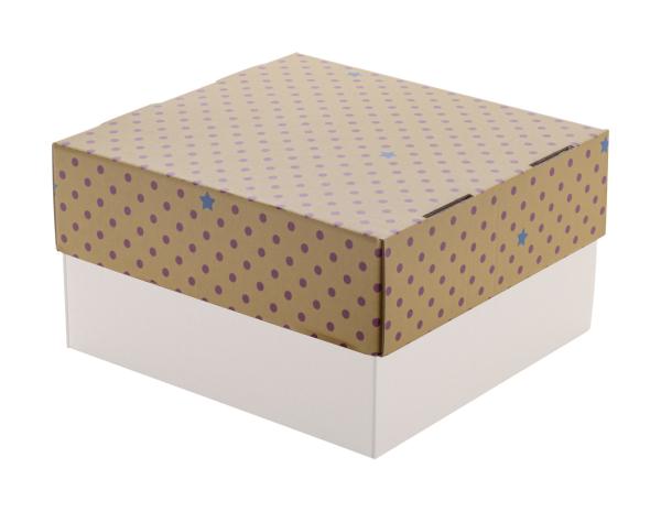 Individueller Deckel CreaBox Gift Box A