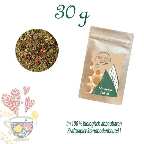 YuboFiT® BIO Functional Tea - Cleanse