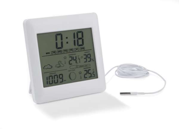 Wetterstation mit Barometer BINILO