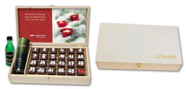 Glenfiddich Domino - Adventskalender