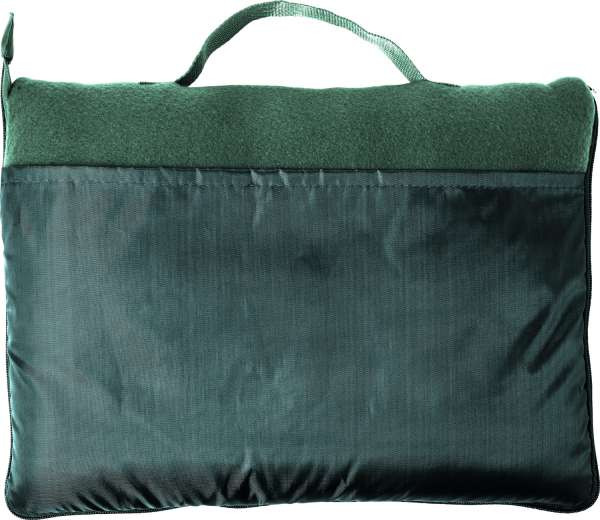 Fleece-Decke 'Groningen' aus Polyester