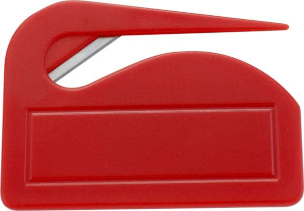 Brieföffner 'Pocket' aus Kunststoff