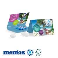 Visitenkartenformat Mentos Kaudragee 1er Mint