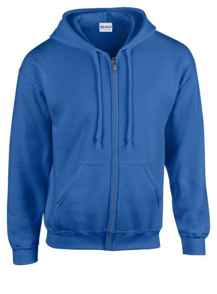 Sweatshirt HB Zip Hooded