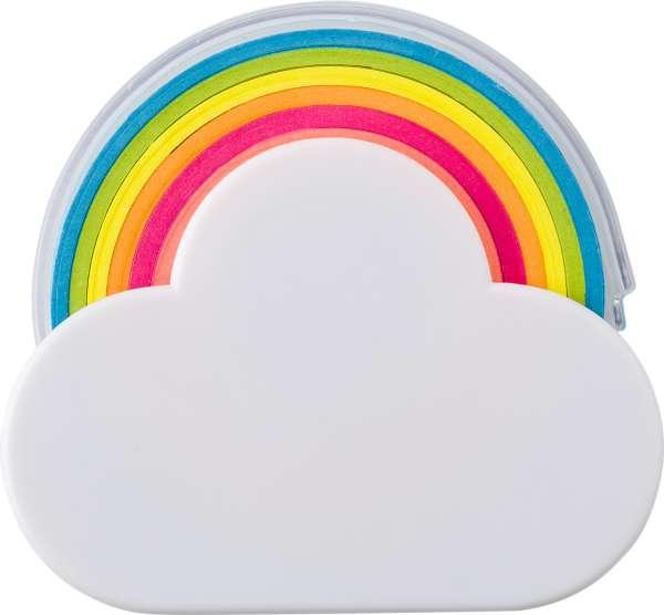 Klebeband-Spender 'Rainbow' in Wolkenform