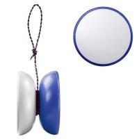 standard-blau PP, weiß