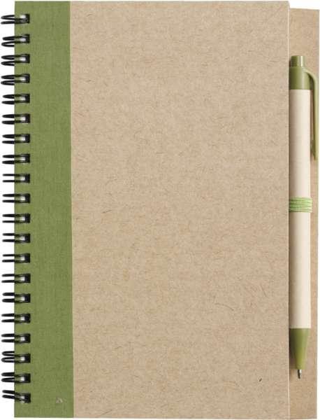 Notizbuch 'Freak' aus recyceltem Papier