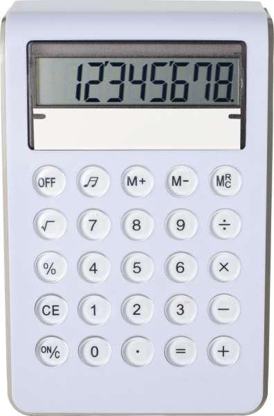 Taschenrechner 'Berny' aus Kunststoff