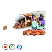 Erdnüsse mit Honig und Salz