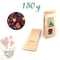 Blockbodenbeutel Medium, Kraftpapier, Inhalt 150 g