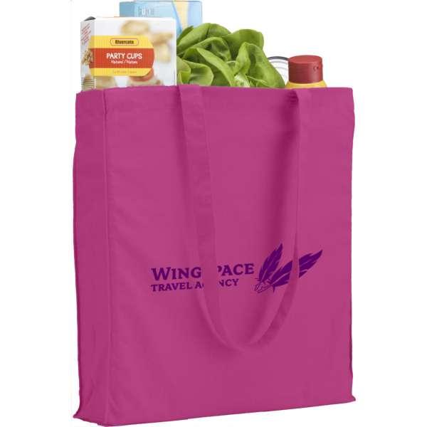 Colour Square Bag (160 g / m²) Baumwolltasche