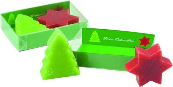Weihnachtliche Seifen-Träume
