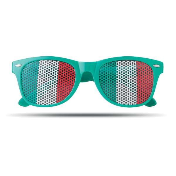 Fan Sonnenbrille FLAG FUN