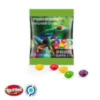Skittles Fruits Minitüte, transparent