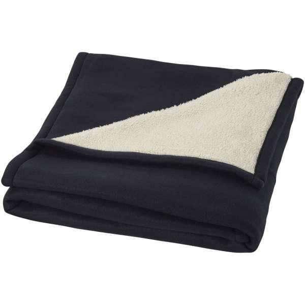 Springwood Plaid-Decke aus Soft- und Sherpa-Fleece